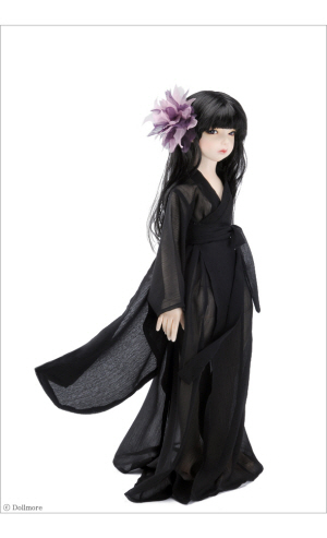 """Celestial Gown Dollmore 17/"""" 1//4 BJD doll clothes outfits MSD Violet"""